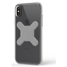 Exelium magnetized case for iPhone X/XS - Crystal-1