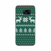 FLAVR Case Ugly Xmas Sweater for Galaxy S7 green-1