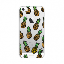 FLAVR iPlate Pineapples for iPhone 5/5S/SE colourful-1