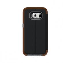 GEAR4 D3O BookCase for Galaxy S7 Edge black-1