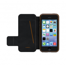 GEAR4 D3O BookCase for iPhone SE black-1