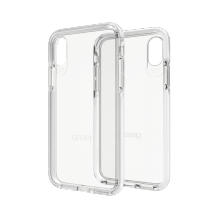 Gear4 Piccadilly Cover til Apple iPhone X/XS - Hvid-1