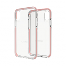 Gear4 Piccadilly Cover til Apple iPhone X/XS - Pink / lyserød-1