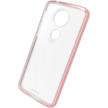Gear4 Piccadilly Cover til Motorola Moto E5 Plus - Pink / lyserød-1