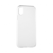 Gennemsigtigt Cover Til Apple iPhone X/XS, Ultra Thin Silikone-1