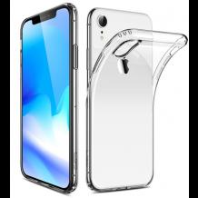 Gennemsigtigt Cover Til Apple iPhone XR, Ultra Thin Silikone-1