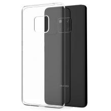 Gennemsigtigt Cover Til Huawei Mate 20 Pro, Ultra Thin Silikone-1