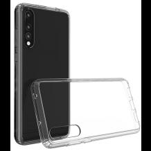 Gennemsigtigt Cover Til Huawei P20 Pro, Ultra Thin Silikone-1