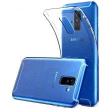 Gennemsigtigt Cover Til Samsung Galaxy A6 (2018), Ultra Thin Silikone-1