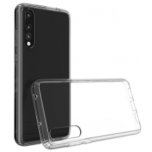 Gennemsigtigt Huawei P20 Pro Cover, Ultra Thin Silikone-1
