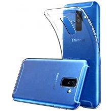 Gennemsigtigt Samsung Galaxy A6 (2018) Cover, Ultra Thin Silikone-1
