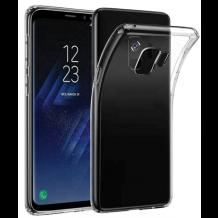 Gennemsigtigt Silikone Cover til Samsung Galaxy S9-1