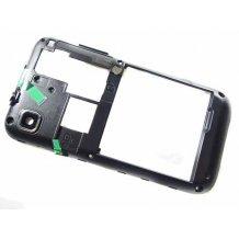 Samsung Galaxy S Midt Ramme - Sort