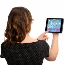 Griffin AirStrap Cover Med Håndstrop Til iPad mini 1/2/3 Sort-1