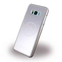 Guess - Korry Aluminium Hard Cover - Samsung G955F Galaxy S8 Plus - Pink-1