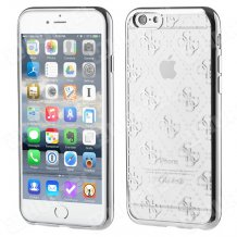 iPhone 6/6S Guess Sølv Cover