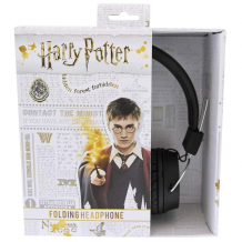 Harry Potter Tween Deathly Hallows Headphones-1