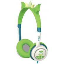 iFrogz Little Rockers Kids Dragon Hovedtelefoner med lav lyd