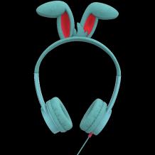 Hovedtelefoner til børn fra 3 år, iFrogz Litlle Rocerz Bunny-1
