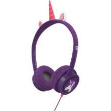 Hovedtelefoner til børn fra 3 år, iFrogz Litlle Rocerz Unicorn-1