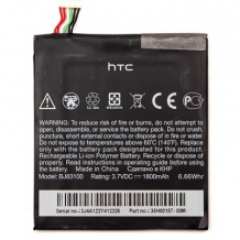 HTC One X  batteri BJ83100 1800 mAh, Originalt-1