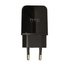 HTC - TC-P900 - Travel Charger Adapter - USB - Black - 1500mA-1