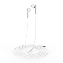 Huawei - AM115 - In-Ear Stereo Headset - 3.5mm Jack - White-1