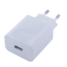 Huawei - AP81 - Super Charge Adapter + Cable / Data Cable - USB Type C - White-1