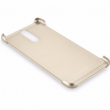 HUAWEI ECO LEATHER COVER GOLD (FOR MATE 10 LITE)-1