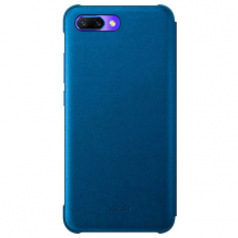 Huawei Flip Cover Honor 10 Blue-1