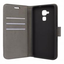 Huawei Honor 7 Lite flipcover Redneck Prima Wallet Folio Sort-1