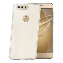 Huawei Honor 8 Celly Gelskin TPU Cover Gennemsigtig-1