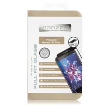 Huawei Honor 8 Lite/P8 Lite, Full-Fit Glass, Black-1