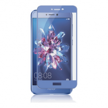 Huawei Honor 8 Lite/P8 Lite, Full-Fit Glass, Blue-1