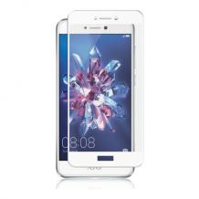 Huawei Honor 8 Lite/P8 Lite, Full-Fit Glass, White-1
