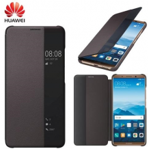 Huawei Mate 10 Pro Smart View Cover Brun-1