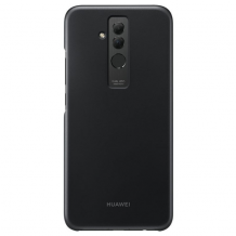 HUAWEI MATE 20 LITE (PROTECTIVE COVER BLACK)-1
