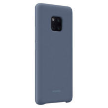 HUAWEI MATE 20 PRO (SILICONE COVER LIGHT BLUE)-1