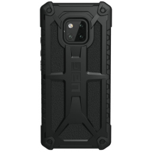 Huawei Mate 20 Pro, UAG Monarch cover, sort-1