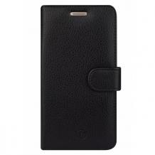 Huawei Mate 9 Pro flipcover Redneck Prima Wallet Folio Sort-1