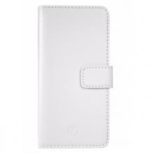 Huawei P Smart flipcover Redneck Prima Wallet Folio Hvid-1