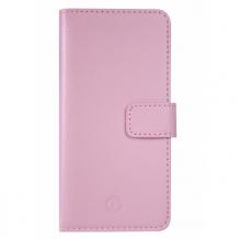 Huawei P Smart flipcover Redneck Prima Wallet Folio Pink / lyserød-1