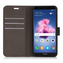 Huawei P Smart flipcover Redneck Prima Wallet Folio Sort-1