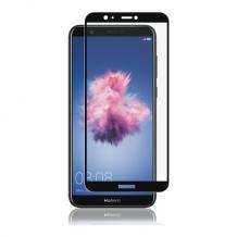 Huawei P Smart, Full-Fit Glass, Black-1