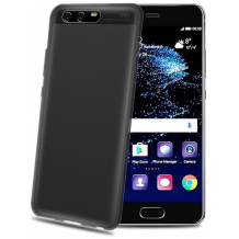 Huawei P10 Celly Gelskin TPU Cover Sort-1