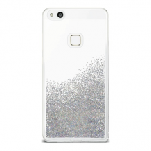 Huawei P10 Lite, Cover Sand, Silver-1
