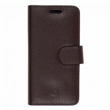 Huawei P10 Plus flipcover Redneck Prima Wallet Folio - Brun-1