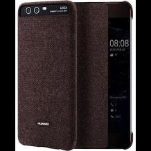 Huawei P10 Smart View Cover Brun-1
