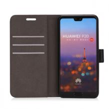 Huawei P20 flipcover Redneck Prima Wallet Folio Sort-1