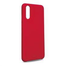 Huawei P20, Icon Cover, Red-1